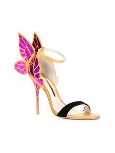 Sophia Webster 'Chiara' butterfly sandals