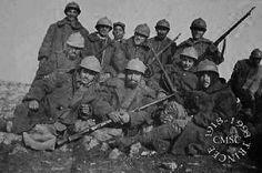 Fanti della Brigata Sassari, 1a guerra mondiale