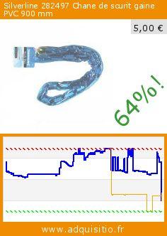Silverline 282497 Chane de scurit gaine PVC 900 mm (Outils et accessoires). Réduction de 64%! Prix actuel 5,00 €, l'ancien prix était de 14,05 €. http://www.adquisitio.fr/silverline/282497-cha%C3%AEne-s%C3%A9curit%C3%A9