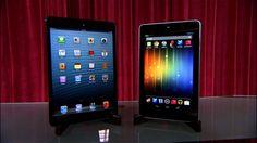Νέο iPad mini VS Nexus 7: Ποιος είναι ο νικητής;