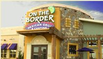 On the Border Mexican Grill and Cantina restaurant gluten-free menu