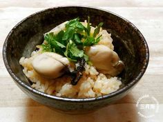 炊飯器で簡単♪ぷっくり牡蠣ご飯の画像 Risotto, Potato Salad, Potatoes, Ethnic Recipes, Food, Potato, Essen, Yemek, Meals