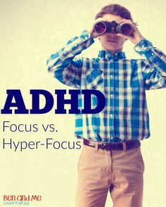 One of the main symptoms (and diagnosis criterion) for ADHD is the inability to focus very long due to distractibility. On the flip side of the coin that lacks focus is the side that is brandished with something called hyper-focus. Hyper-focus is the ability to focus so intently on something that hours pass by into oblivion.