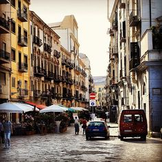 Palermo, the largest city on the island of Sicily, is a bustling destination with great food and vintage charm.