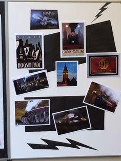 All Aboard the Hogwarts Express! Teen Programs, Hogwarts, Pride, Film, Movie, Films, Film Stock, Film Books, Movies