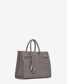 23417982d729 nano sac de jour souple bag color grigio nebbia in pelle martellata