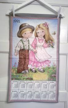 Kalenteripyyhe 1993