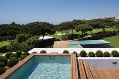 A Mix of Wood and Glass: Casa Vale Do Lobo by Arqui+Arquitectura   DesignRulz.com