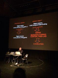 DENIS SANTACHIARA DESIGN centro culturale Zo Catania 7 Maggio 2014