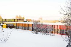 Bønsmoen Primary School   Eidsvoll   Norway   Colour in Architecture 2015   WAN Awards