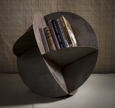 turn your books into functional art.