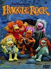 After the Muppets went off air in 1981, Jim Henson developed Fraggle Rock following the adventures of Gobo, Mokey, Red, Wembley, Boober with postcards from the human world from Uncle Traveling Matt.