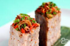 Yam Cake Recipe (Or Kuih) | Easy Asian Recipes at RasaMalaysia.com