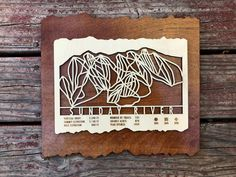 Sunday River Ski Map Art Gift for Skiers & Snowboarders - Sunday River Maine Ski Art-Ski Décor-Skiing Wall Art for your Ski House Ski Chalet Decor, Ski Decor, Sunday River Maine, Walnut Plywood, Skiers, Gifts For Brother, Snowboards, Map Art, Groomsman Gifts