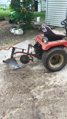 Farm Projects, Welding Projects, Quad, Garden Tractor Attachments, Yard Tractors, Homemade Tractor, Tractor Implements, Compact Tractors, Riding Mower