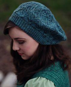 Ravelry: Dryad Hat pattern by Anne Podlesak
