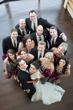 Boise New Year's Eve Wedding from Tana Photography