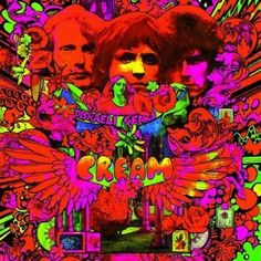 Image result for disraeli gears
