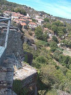 Vila Pouca de Aguiar - Castelo de Pena de Aguiar