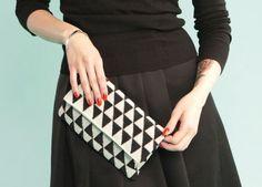 *손뜨개 소품도안* modern crochet evening bag : 네이버 블로그