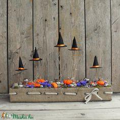 Banya-tanya - Halloween asztaldísz (anniesdesign) - Meska.hu