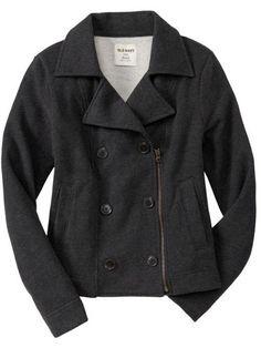 Fall Coats Under $100 | Teen Vogue Old Navy $39.50