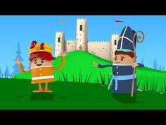 Le Bon Roi Dagobert Le Bon Roi Dagobert, French Immersion, Kids Songs, Princesses, Pirates, Family Guy, Children, Youtube, Fictional Characters