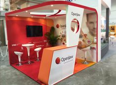 display stand rental singapore