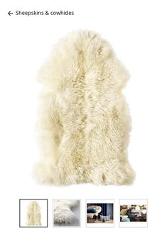 sheepskin Ikea Sheepskin, Fur Coat, Party, Decor, Fashion, Decorations, Decorating, Moda, Fur Coats