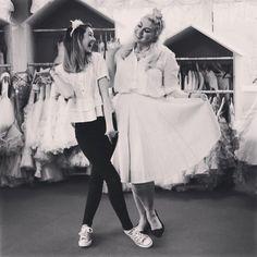 "zoesuggdaily: "" "" sprinkleofglitr : Getting my princess on with @zoella "" """