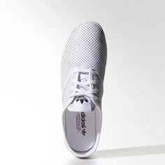 Tênis Adria Plimsole Feminino - Branco adidas | adidas Brasil