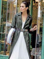 Trench coat: Burda 3/2009/115 / Burdastyle