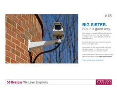 Security Cameras at Colleges
