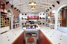 Spices India by Four Dimensions Retail Design, Kochi – India Design Blog, Store Design, Your Design, Kochi, Visual Merchandising, Spice India, Fourth Dimension, Curry Spices, City Select