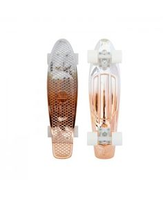 Authentic Penny Skateboards are built with the highest quality raw materials. Free USA shipping on all skateboard orders, including the new Penny Longboard! Penny Skateboard, Skateboard Store, Skateboard Design, Skateboard Girl, Skateboard Decks, Complete Skateboards, Cool Skateboards, Skates, Skater Girls