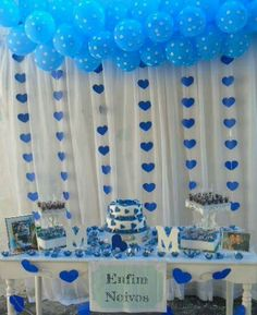 the little known secrets to baby shower ideas for girls themes 1 Simple Birthday Decorations, Birthday Balloon Decorations, Baby Shower Decorations For Boys, Baby Shower Centerpieces, Baby Shower Themes, Birthday Party Decorations, Baby Boy Shower, Birthday Parties, Frozen Birthday Theme
