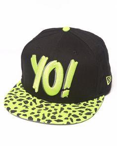 67c0c8e0586 MTV Raps Animal Print Snapback Hat by New Era on DrJays.