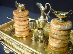 The Tabernacle..the table of showbread: Jesus the bread of life.