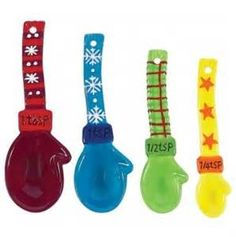 Take a look at this Boston Warehouse Mitten Measuring Spoon Set on zulily today! Merry Christmas, Christmas Gifts, Perfect Portions, Cute Kitchen, Measuring Spoons, Winter Holidays, Hostess Gifts, Warehouse, Boston