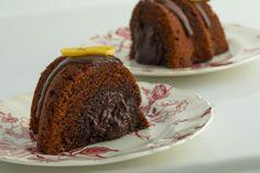 Tunnel Of Fudge Banana Cake Recipe - Genius Kitchen