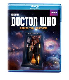DOCTOR WHO: SERIES 10 PART 1 (BBC) Blu-ray