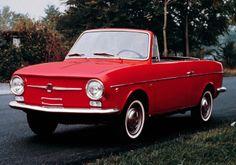 Fiat 850 Spider Scioneri '1964–67