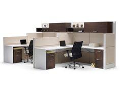 Trendway Office Furniture.  Contrada.