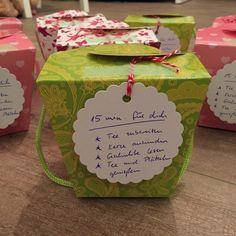 15 Minuten für dich - Ein Weihnachtsgeschenk für die Kita-Erzieherinnen