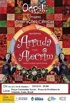 Blog do Sérgio: Teatro grátis... ali pertinho!