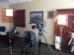 New LED lighting from F lighting. VS Video Productions on location for client shoot.Check us out at http://www.vsvideoproductions.com