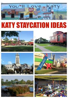 Check out these fun things to do in Katy TX and enjoy exploring this small town on the Westside of Houston, TX with your family!