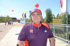 Antonio Gnassi was a Games Maker who helped out with the volleyball at the London 2012 Games. One year he continues to volunteer in volleyball. We caught up with him at Go Local to see how infectious volunteering can be!