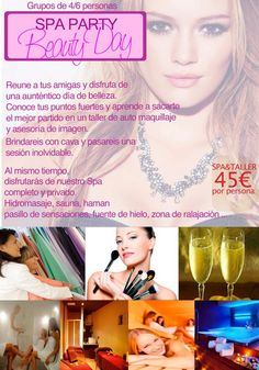 party beauty spa