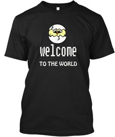Welcome Black Kaos Front